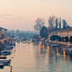 Peschiera at Christmas, Lake Garda