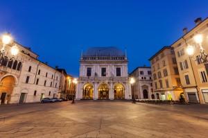 La Loggia (gemeentehuis) in Brescia,